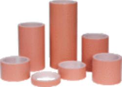 Perma-Type Plastic Pink Hospital Tape, Waterproof, Flexible