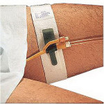 Dale Hold-N-Place® Leg Band Foley Catheter Tube Holder, Latex-Free